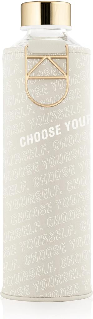 Sticla pentru apa Choose Yourself 750 ml, Equa