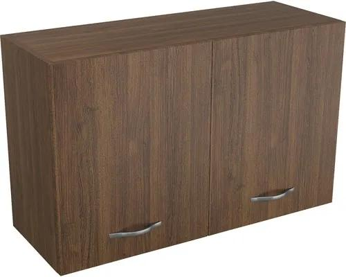 Corp superior bucatarie wenge 80x35x60 cm