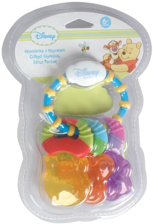 Jucarii dentitie cu gel Winnie the Pooh