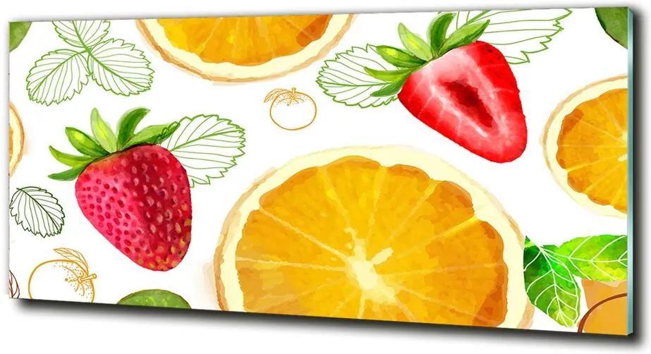 Tablou Printat Pe Sticlă Fruct