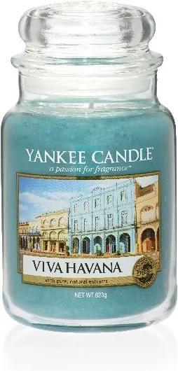 Yankee Candle lumanari parfumate mare Viva Havana Clasic