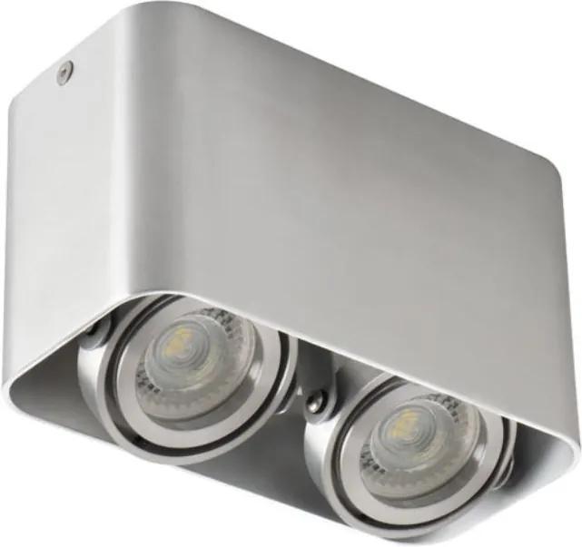 Kanlux 26121 - Lampa spot TOLEO DTL 2xGU10/25W/230V crom