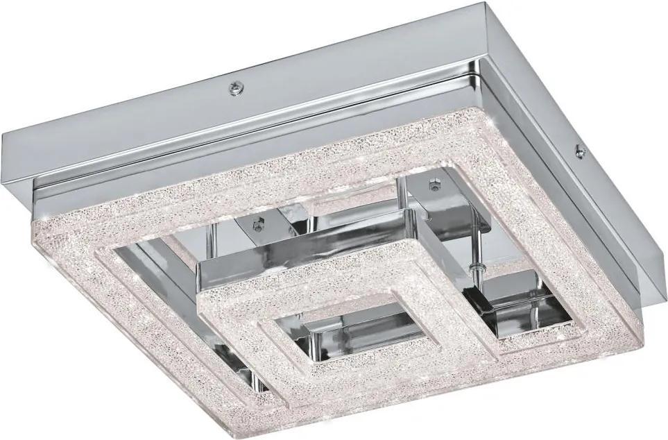 Eglo 95659 - LED Cristal Plafoniera FRADELO LED/12W/230V