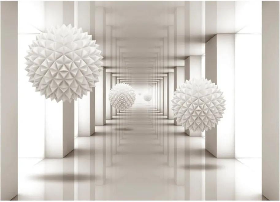 Tapet format mare Bimago Gateway to the Future, 350 x 245 cm