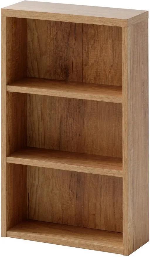 Dulap baie cu rafturi Classic Oak 40x15x65 cm
