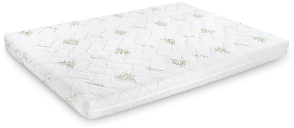 Saltea Somnart Confort 4Family Aloe Vera - 100x190 cm