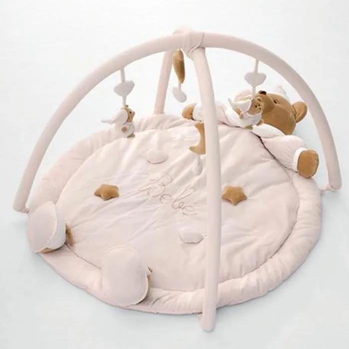 Loc de Joaca Copii si Bebelusi Puccio Roz 12061