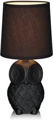 Veioza ceramica neagra Helge Table 1L Black | MARKSLÖJD