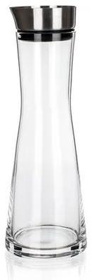 Carafă Banquet Crystal cu dop de inox 1 l