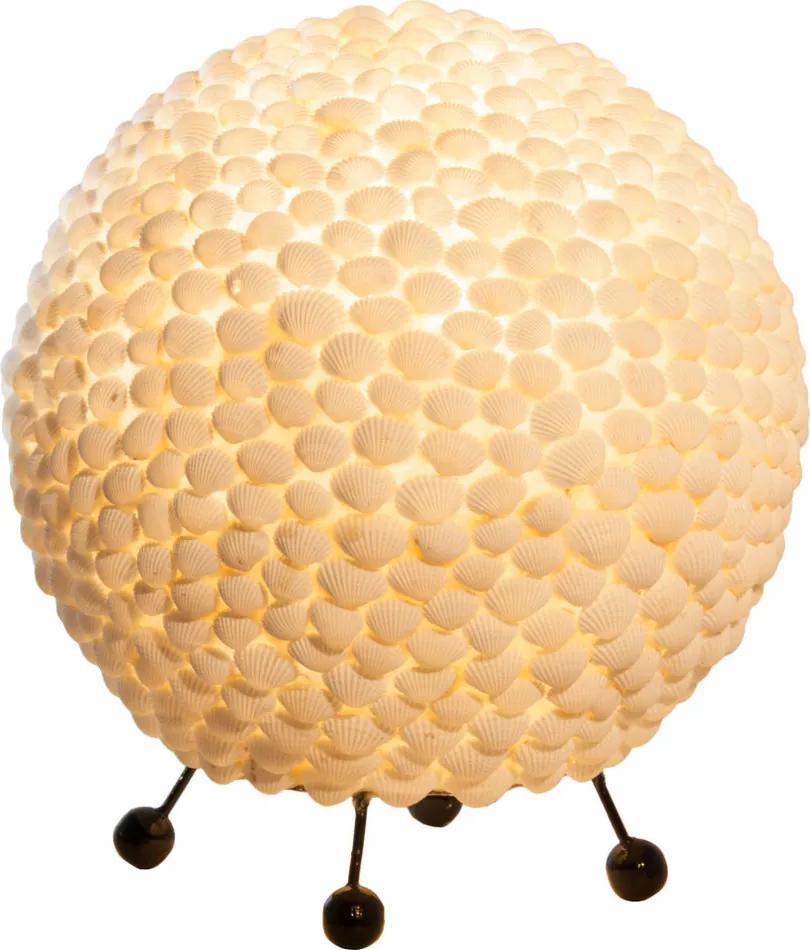 Globo 25833 Lampa de masa de noapte BALI 1 x E27 max. 60w IP20