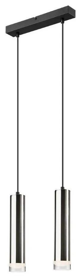 Lustră pe cablu DIEGO 2xE27/60W/230V