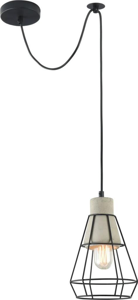 Pendul  Gosford Maytoni E27, Negru, T436-PL-01-GR, Germania