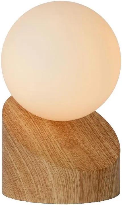 Lucide 45561/01/72 - Lampă de masă LEN 1xG9/40W/230V
