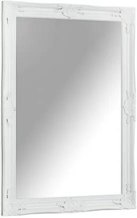 Oglinda decorativa Renaissance alba