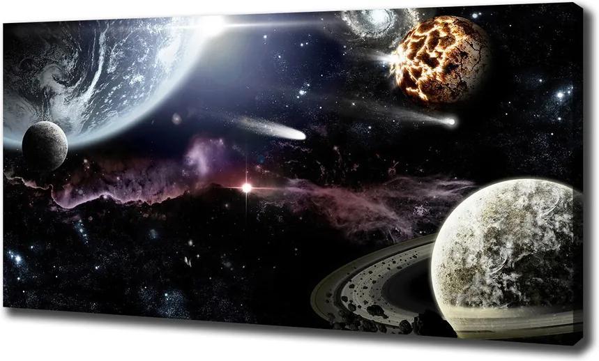 Tablou pe pânză Galaxie