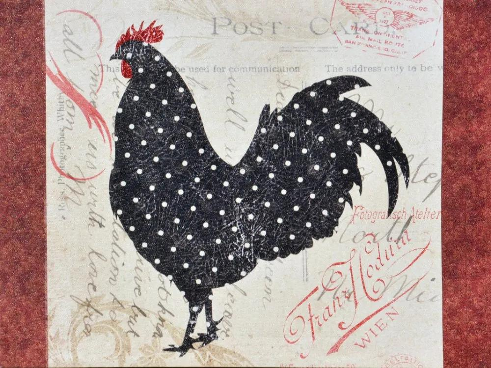 Falc Tablou pe pânză - Letter I., 30x40 cm