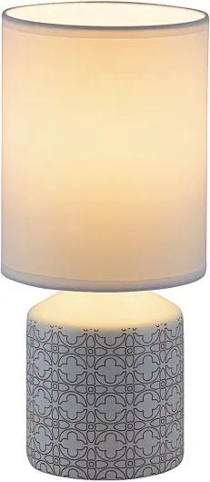 Rábalux Sophie 4400 Lampa de masa de noapte alb alb E14 1X MAX 40W