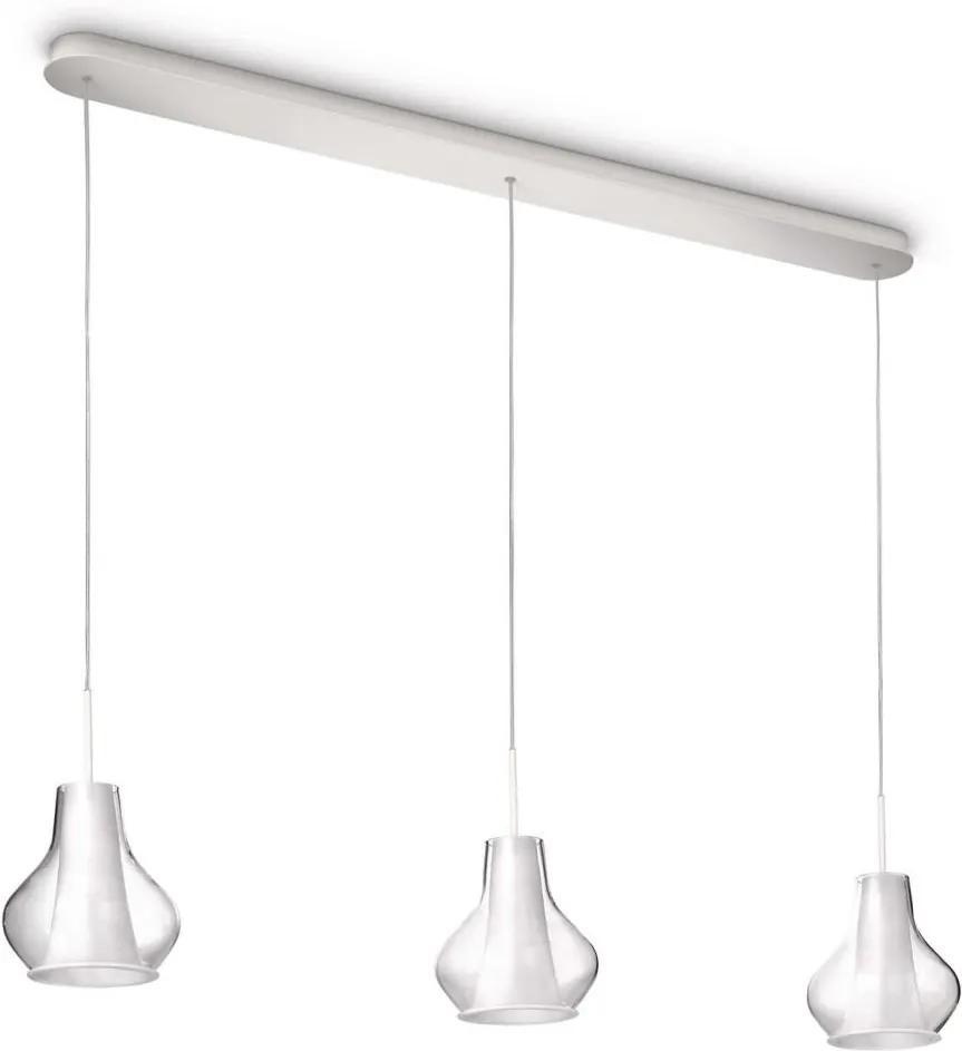 Philips 40771/35/16 - Lampa suspendata MYLIVING HONESTY 3xE27/15W/230V