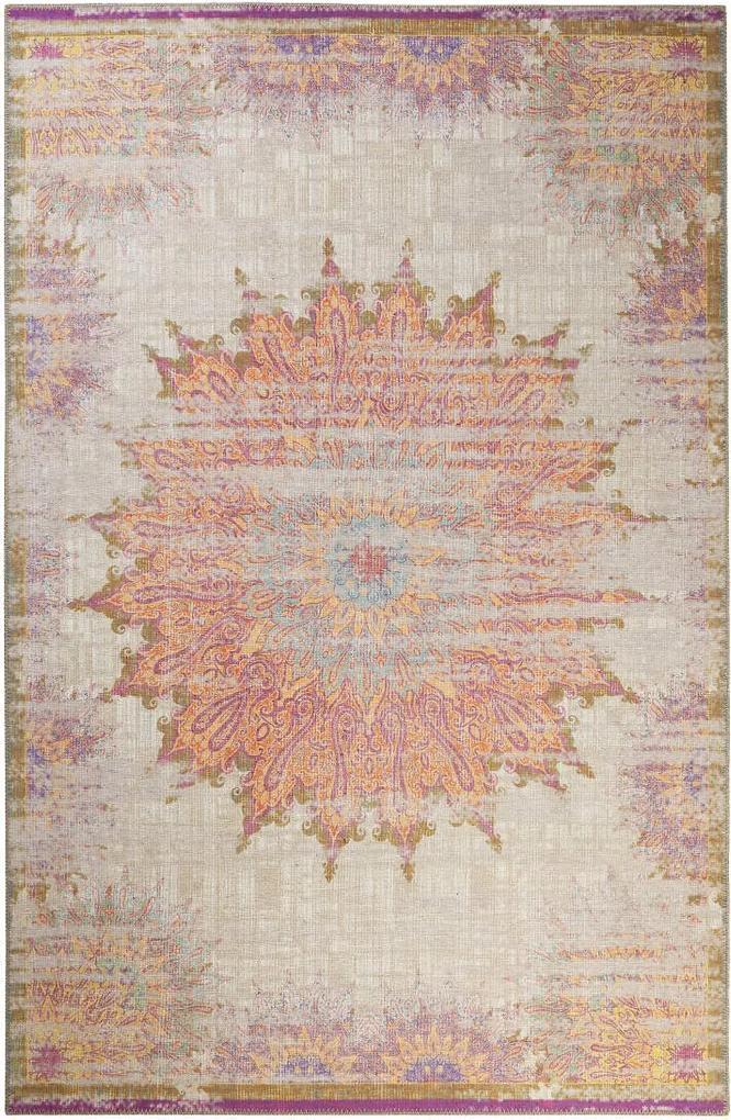 Covor Oriental & Clasic Sunkissed, Multicolor, 60x100
