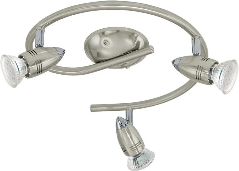Eglo 24726A - Spot LED MAGNUM 3xGU10/3W/230V