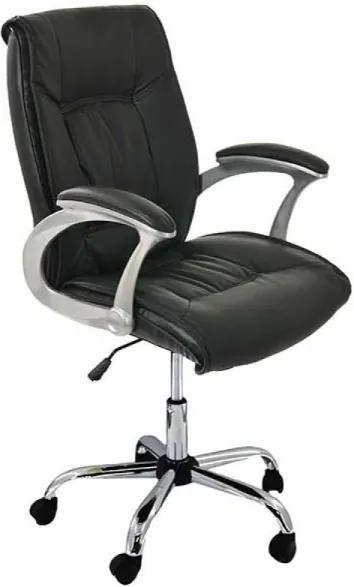 Scaun ergonomic OFF 355 Negru