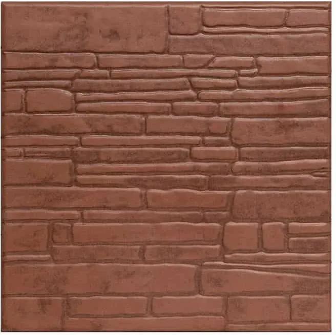 Gresie Muro Rojo portelanata 33 x 33