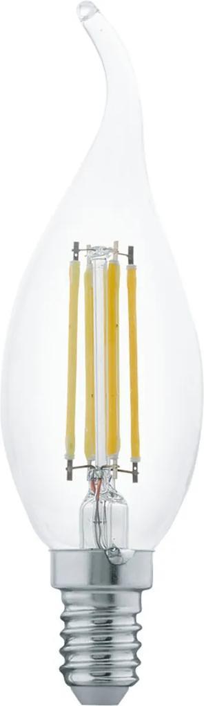Bec LED, E14 4W
