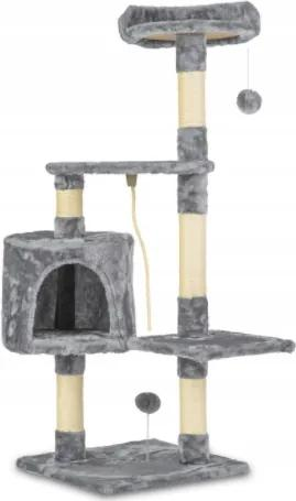 Ansamblu de joacă/odihnă pisici Misty 111cm DR-266
