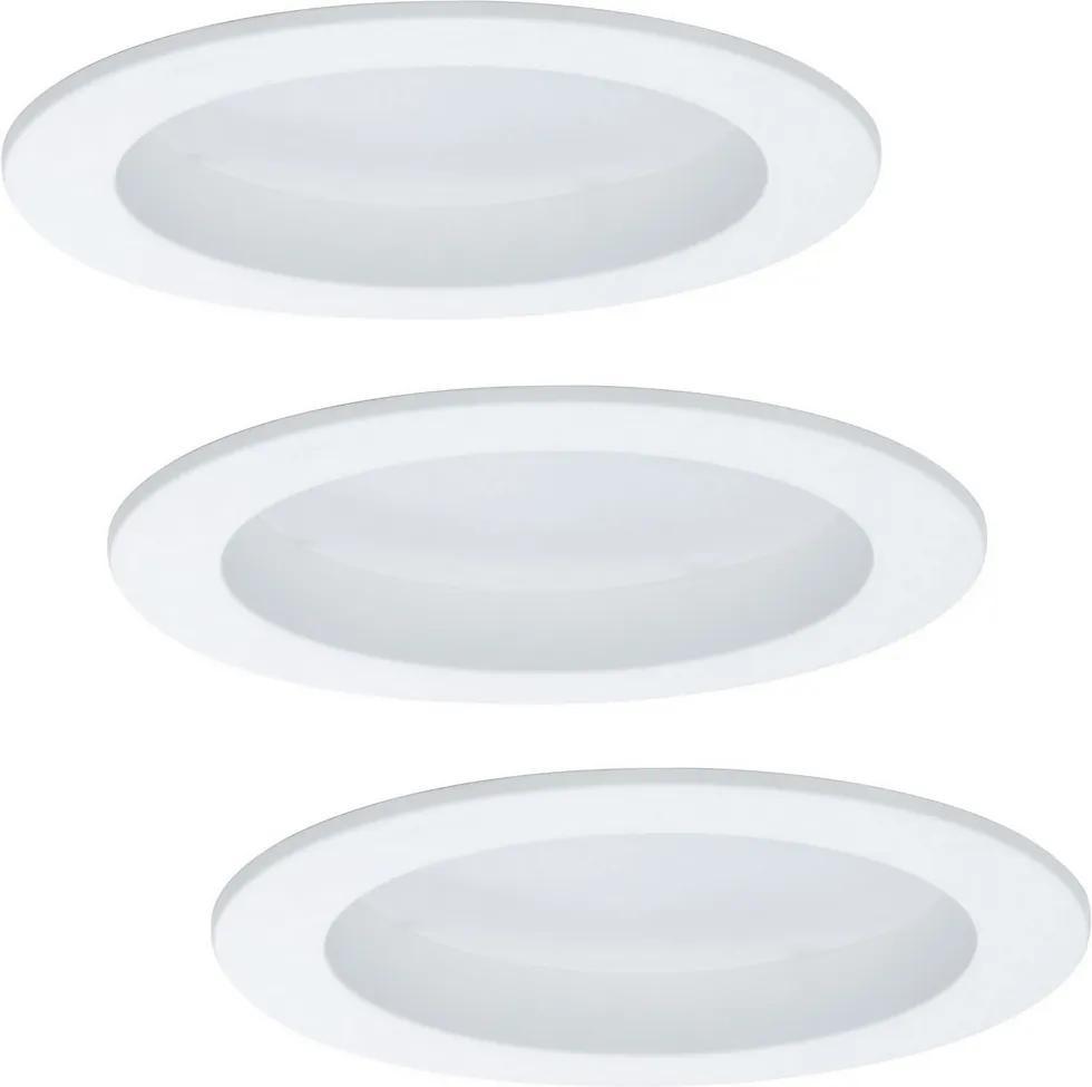Paulmann - TIP 3937 - SET 3xLED/4,5W Lampă încastrată 230V