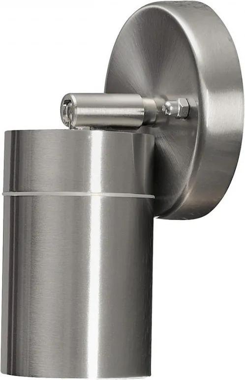 Aplica halogen Modena Spot metal, 1 bec, argintiu, 220 V