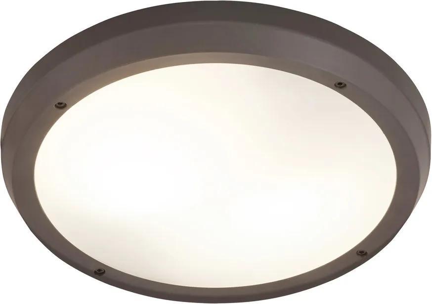 Rábalux Alvorada 8049 Plafoniere de exterior  alb E27 2x MAX 20W 30 x 30 x 9,1 cm
