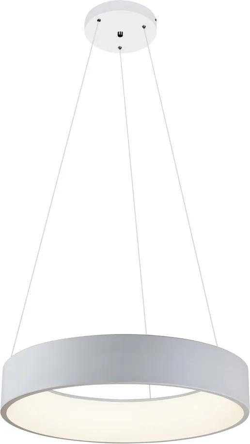 Rábalux 2510 Pendule LED Adeline alb mat metal LED 36W 2100lm 4000K IP20 A