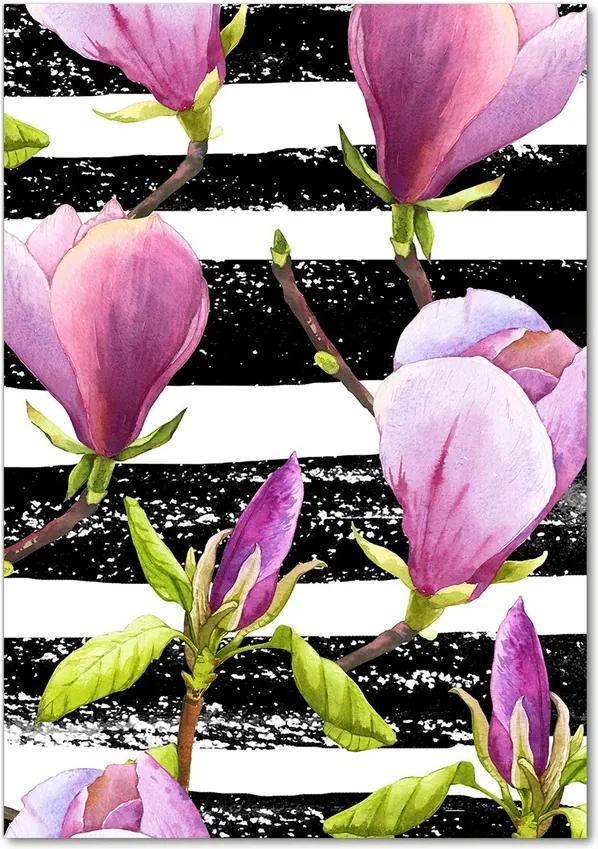 Tablou pe acril Magnolie