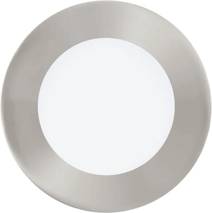 Eglo 32753 - LED RGB Lampa incastrata FUEVA-C LED/5,4W/230V crom mat
