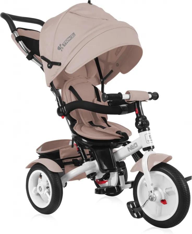 Tricicleta pentru copii Neo Air Ivory