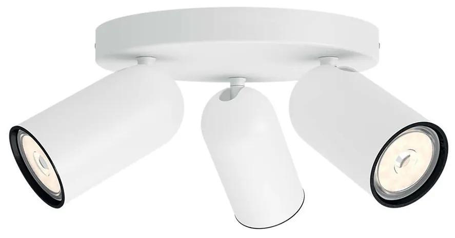 Philips 50583/31/PN - Lampa spot MYLIVING PONGEE 3xGU10/5,5W/230V