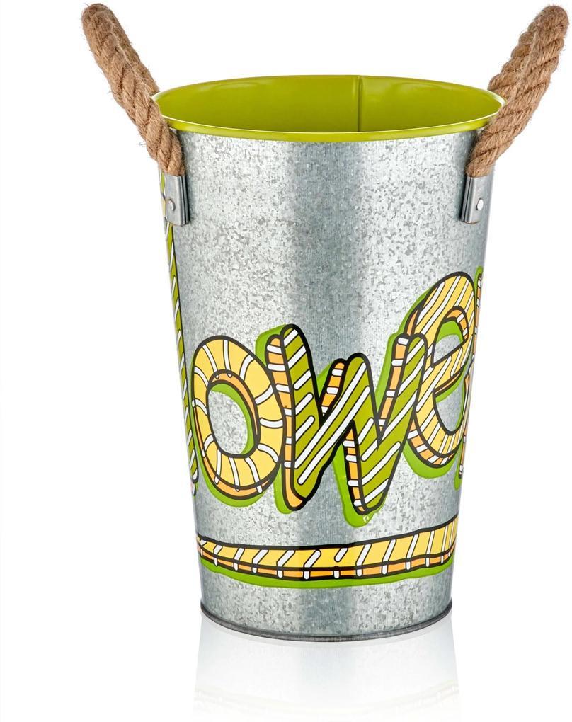 Vaza Verde - 30 cm