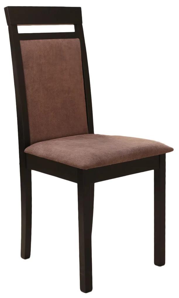 Set 2 scaune NIKA 2, Wenge/Solo 25
