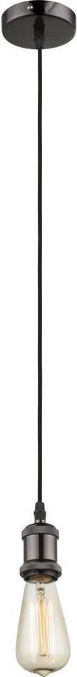 Globo SUSPENSION A16 Pendul cu 1 braț crom negru 1 x E27 max. 60w 80 x 10 x 10 cm