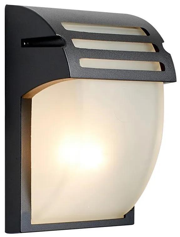 Prezent 39026 - Aplică perete exterior AMALFI 1xE27/60W/230V
