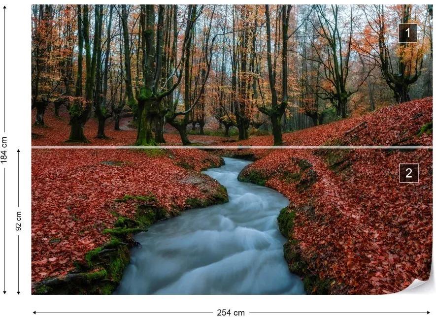 Fototapet GLIX - The Guards + adeziv GRATUIT Tapet nețesute - 254x184 cm