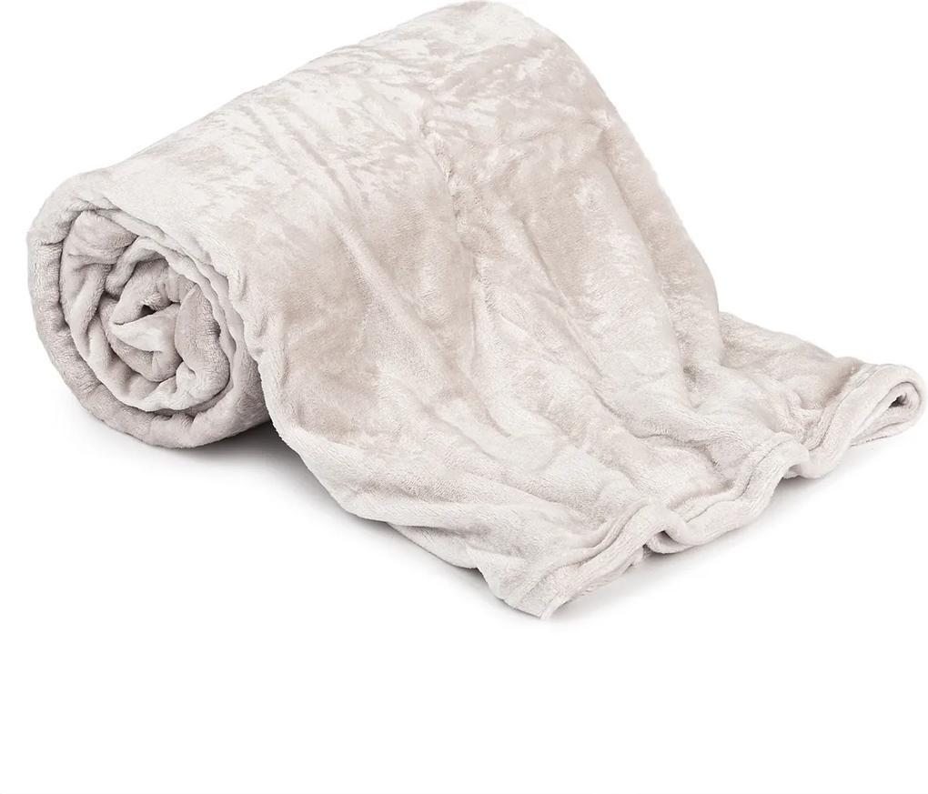 Pătură Aneta, perlat, 150 x 200 cm