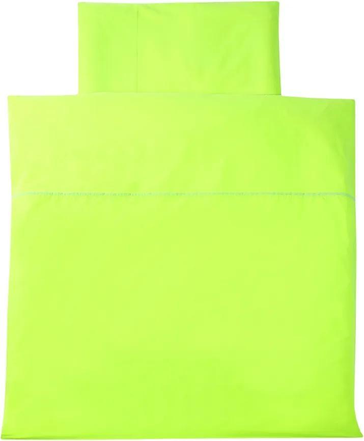 Lenjerie pat green 80/80 cm