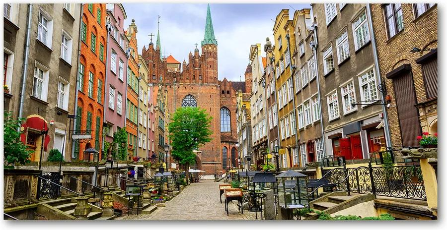 Tablou acrilic Polonia Gdańsk