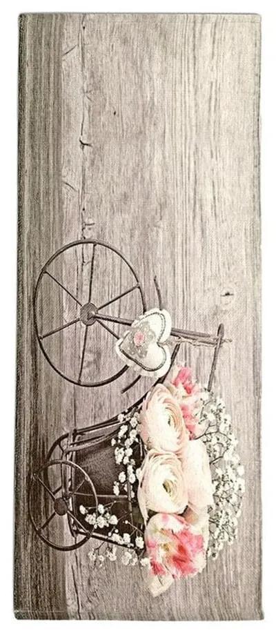 Traversă Floorita Bouquet, 60 x 190 cm