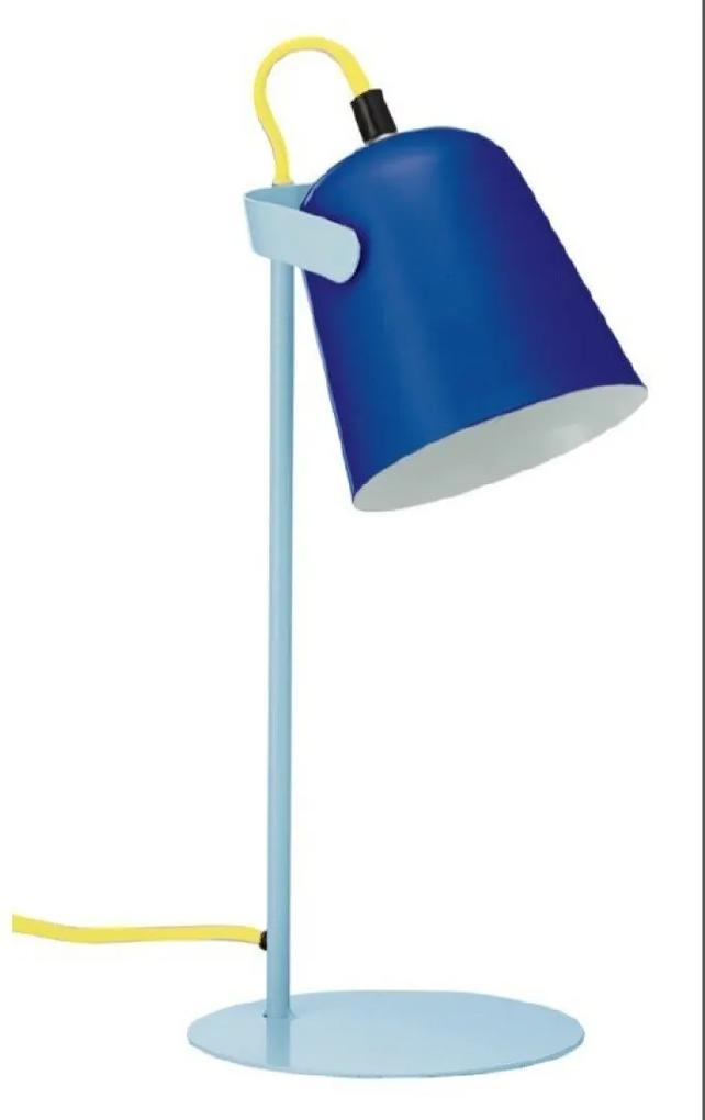 Lampa de masă Chloe - Albastru