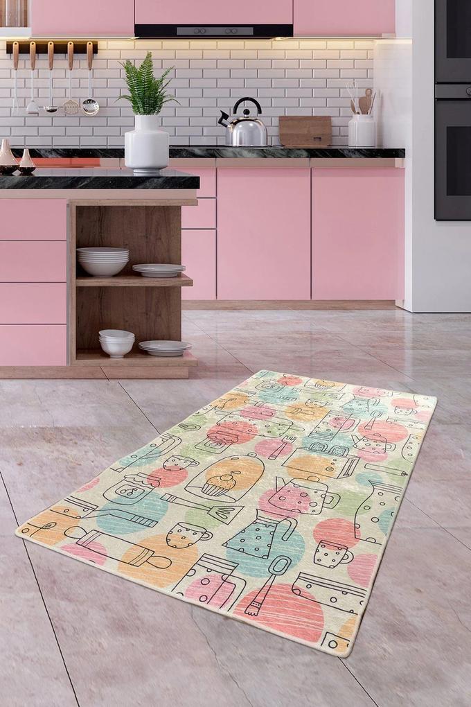 Covor pentru Bucatarie Bakery DJT - 100x200 cm
