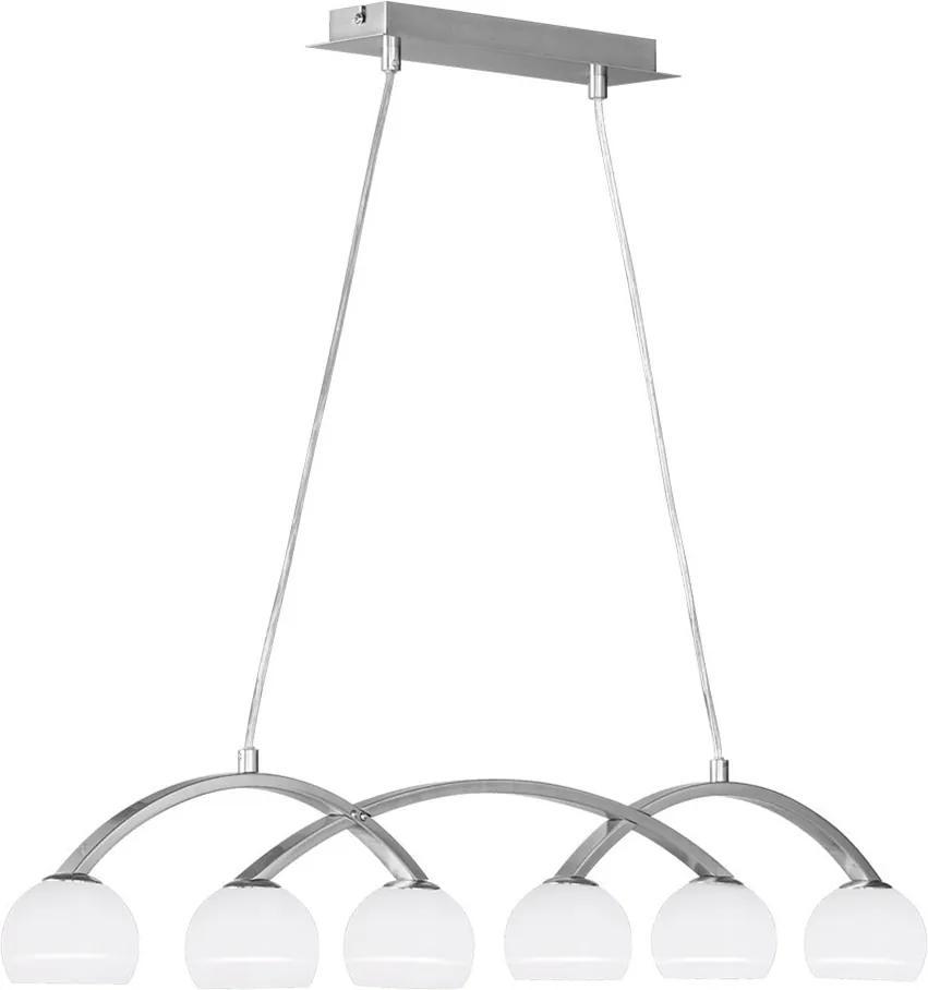 WOFI 7751.06.64.0000 - Lampa suspendata LYNN 6xG9/33W