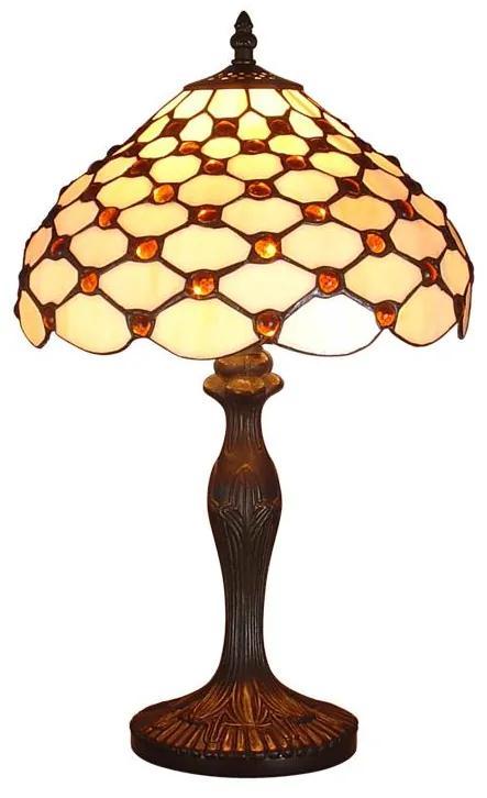 Lampa de masa TIFFANY 67 1xE14/40W