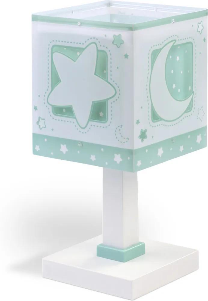 Dalber 63231H Lampă de masă pentru copii Moonlight plastic